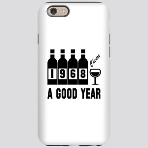 1968 A Good Year, Cheers iPhone 6/6s Tough Case
