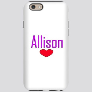 Allison iPhone 6 Tough Case