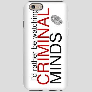 Watch Criminal Minds iPhone 6/6s Tough Case