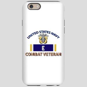 Navy E Ribbon - Cbt Vet Iphone 6 Tough Case