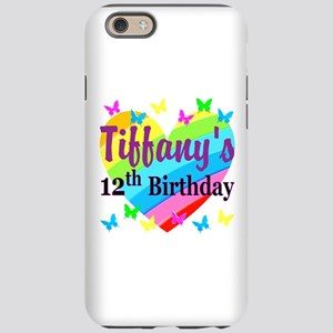 PERSONALIZED 12TH iPhone 6 Tough Case