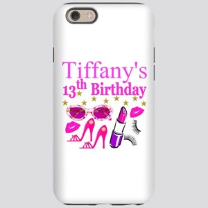 PERSONALIZED 13TH iPhone 6 Tough Case