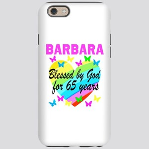 65TH CHRISTIAN iPhone 6/6s Tough Case
