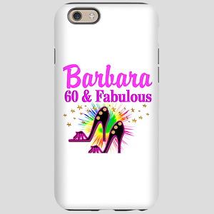 GLAMOROUS 60TH iPhone 6 Tough Case