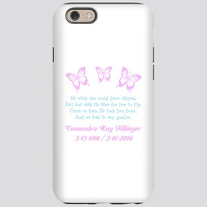 Personalize/Ours On Loan iPhone 6 Tough Case