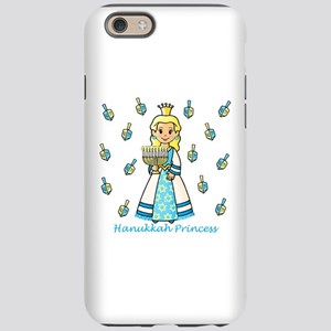 Hanukkah Princess iPhone 6/6s Tough Case