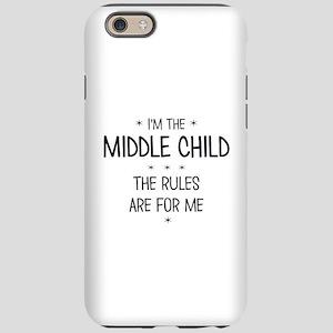 MIDDLE CHILD 3 iPhone 6/6s Tough Case