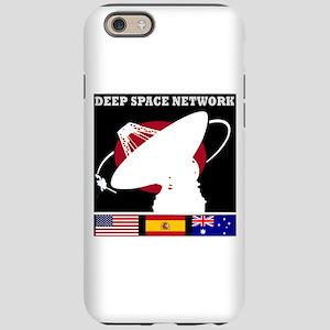Deep Space Network Iphone 6 Tough Case
