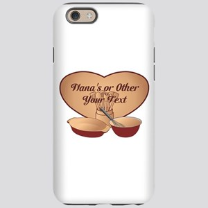 Personalized Cooking iPhone 6 Tough Case