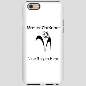 Cool Ink Art Gardener iPhone 6 Tough Case