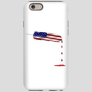 Eagle Feather Flag iPhone 6 Tough Case