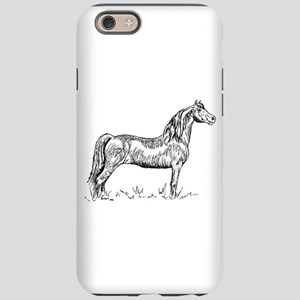 Morgan Horse In Pen & Ink Iphone 6 Tough Case