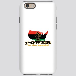 Power To People iPhone 6 Tough Case