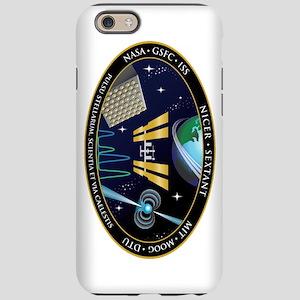NICER SEXTANT Logo iPhone 6/6s Tough Case