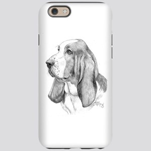 Basset Hound Iphone 6 Tough Case