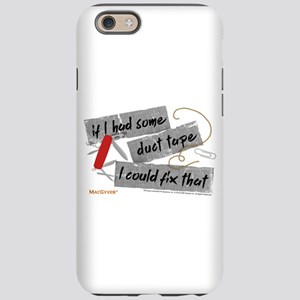MacGyver: Duct Tape iPhone 6 Tough Case
