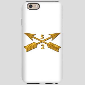 2nd Bn 5th SFG Branch wo Tx iPhone 6/6s Tough Case