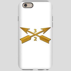2nd Bn 3rd SFG Branch wo Tx iPhone 6/6s Tough Case