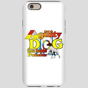 German Shorthair Agility iPhone 6/6s Tough Case