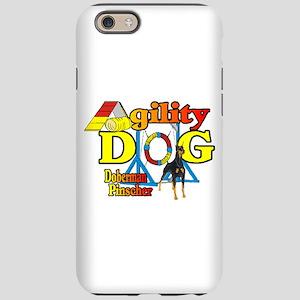 Doberman Agility iPhone 6/6s Tough Case