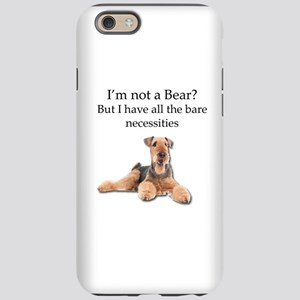 Airedale Surprised He Isn't a iPhone 6 Tough Case