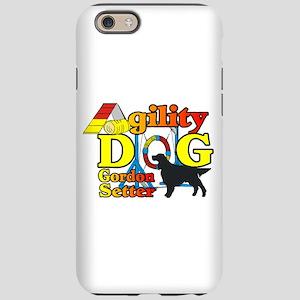 Gordon Setter Agility iPhone 6/6s Tough Case