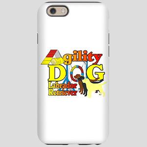 Labrador Retriever Agility iPhone 6/6s Tough Case