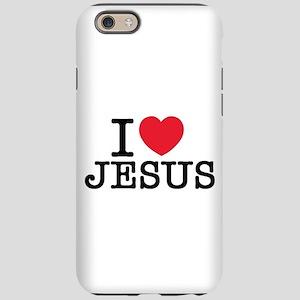 I Love Jesus iPhone 6 Tough Case