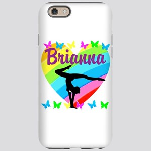 PERSONALIZE GYMNAST iPhone 6 Tough Case