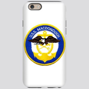 USS MACDONOUGH iPhone 6 Tough Case