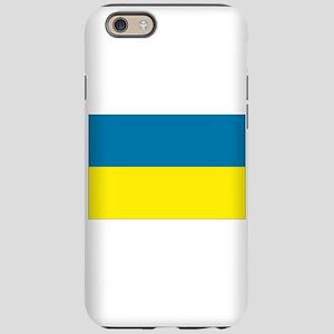 Ukraine flag iPhone 6 Tough Case