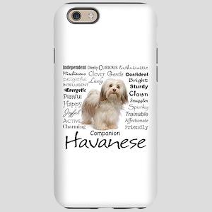 Havanese Traits iPhone 6 Tough Case