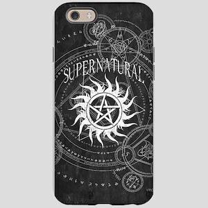 Supernatural Black iPhone 6 Tough Case