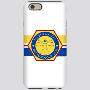 Bones Jeffersonian Anthropolog iPhone 6 Tough Case