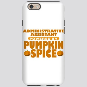 Administrative Assistant Powered by Pumpkin Spice