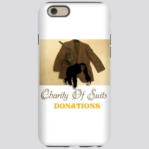 Charity Of Suits. Donations. Iphone 6 Tough Case