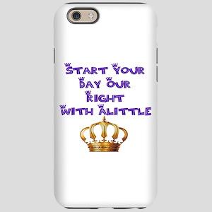Alittle Crown Iphone 6 Tough Case