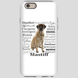 Mastiff Traits iPhone 6 Tough Case