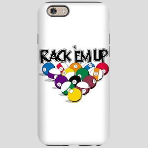 Rack Em Up Pool iPhone 6 Tough Case
