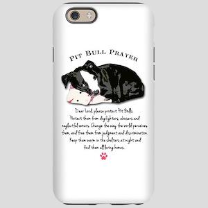 Pit Bull Prayer iPhone 6 Tough Case