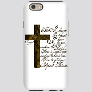 Plan of God Jeremiah 29:11 iPhone 6 Tough Case