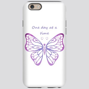 One Day at a Time Quote But iPhone 6/6s Tough Case