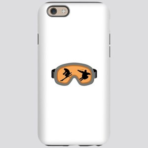 SKIERS GOGGLES iPhone 6 Tough Case