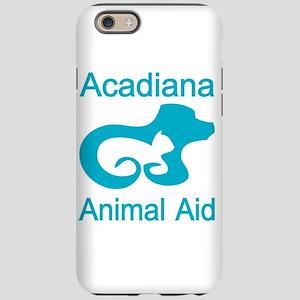 Acadiana Animal Aid - white iPhone 6 Tough Case