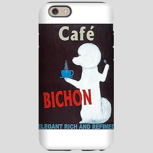 Café Bichon iPhone 6/6s Tough Case