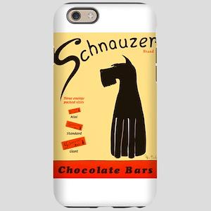 Schnauzer Bars iPhone 6/6s Tough Case