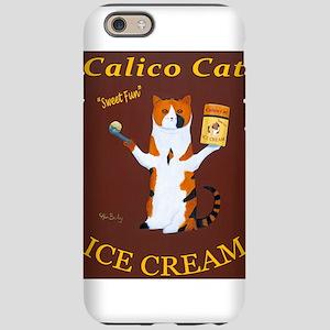 Calico Cat Ice Cream iPhone 6/6s Tough Case