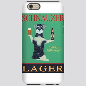 Schnauzer Lager iPhone 6/6s Tough Case