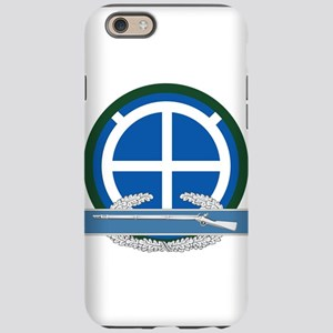35th Infantry CIB iPhone 6 Tough Case