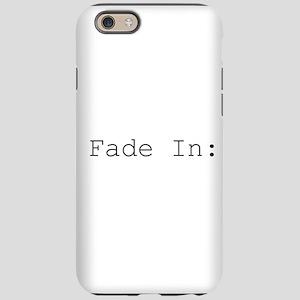 fade in iPhone 6 Tough Case